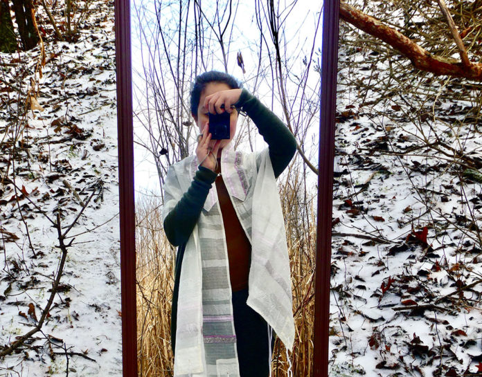 Winter Reflection Eliana Adler)