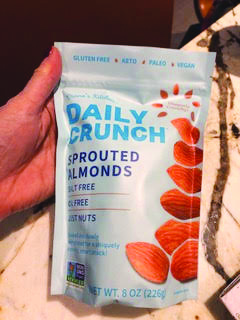 Daily crunch product shot