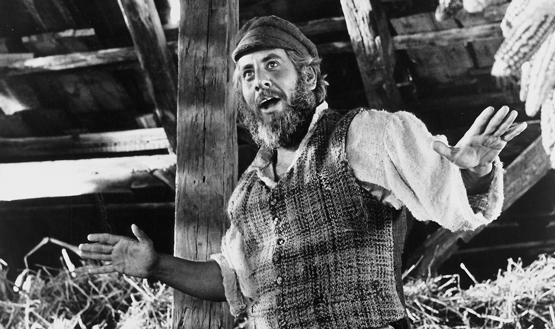 There S Going To Be A New Fiddler On The Roof Movie The Jewish News