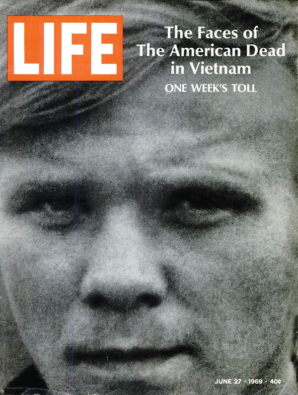 Life Magazine's The Faces of the Dead in Vietnam issue