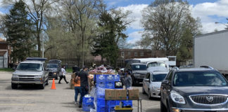 roject Healthy Community food pantry