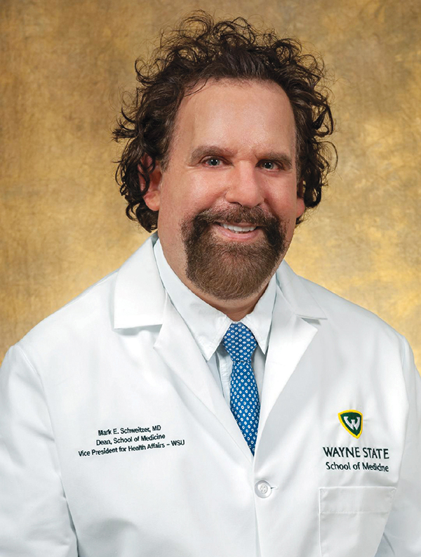 New dean looks to enhance Wayne State Medical School