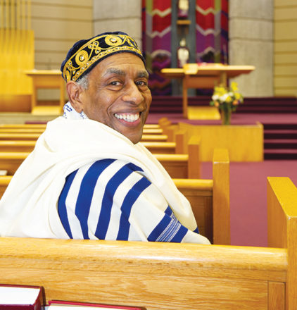 Local Jews of color respond to George Floyd's death.