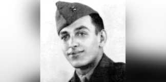 Habonim labor Zionist youth groups around the country mourned the death of Lt. Daniel Ginsburg, a Detroit marine killed in battle on Iwo Jimo.