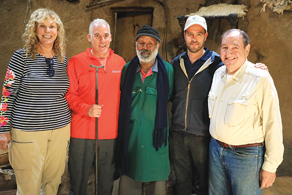 A group of Ethiopia's Hidden Jews finds aid and support to improve their lives and practice Judaism