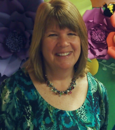 Carol Mueller, Director of Bloomfield Township Public Library