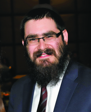 Rabbi Levi Dubov directs the Chabad Jewish Center of Bloomfield Hills