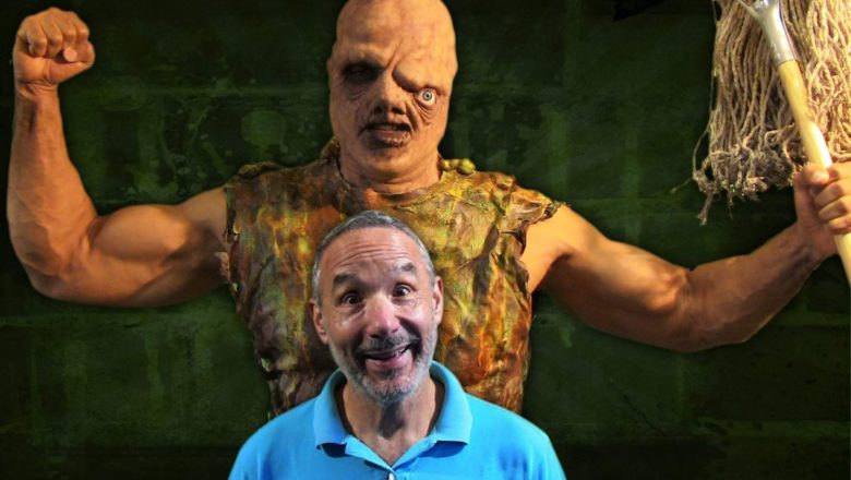 Get a taste for bad taste with the raunchy Jewish producer Lloyd Kaufman and his Troma studio of DIY gross-out flicks — the kind you'd find at drive-ins back in the day.