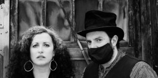 Yiddish artist repurposes a 1916 Yiddish song that speaks to today.