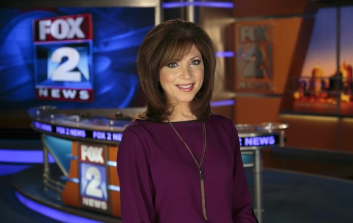 Sherry Margolis retires from WJBK-TV