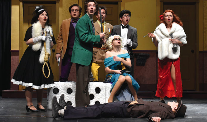 The BHHS production of Clue