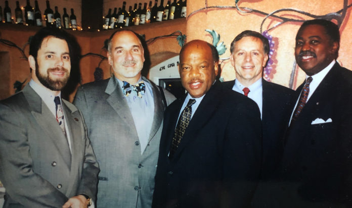 Don Cohen and John Lewis