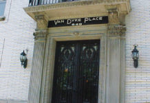 Building of the former Van Dyke Place