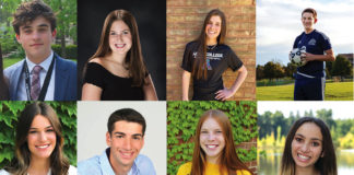 JN Athletes of the Year, Rosen Scholarship Winners
