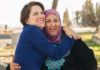 Ruth Ebenstein and Ibtisam Erekat