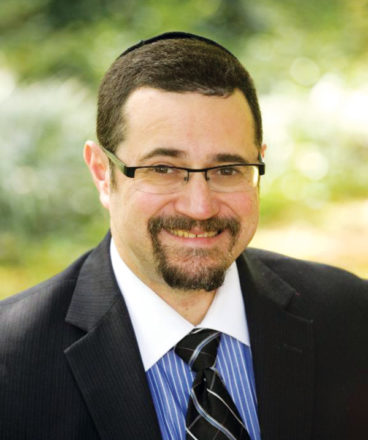 Rabbi Joshua Heller is helping connect Jews during the High Holidays.