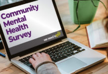 Community Mental Health Survey Graphic