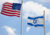 USA & Israeli Flags