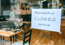 Restaurant Closed