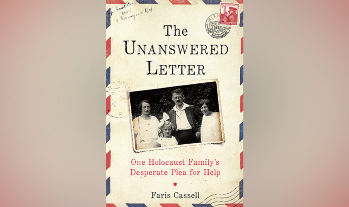 Unanswered Letter cover