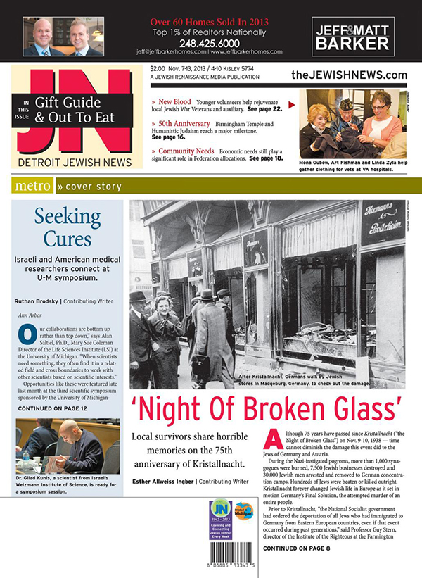 Looking back: Broken Glass