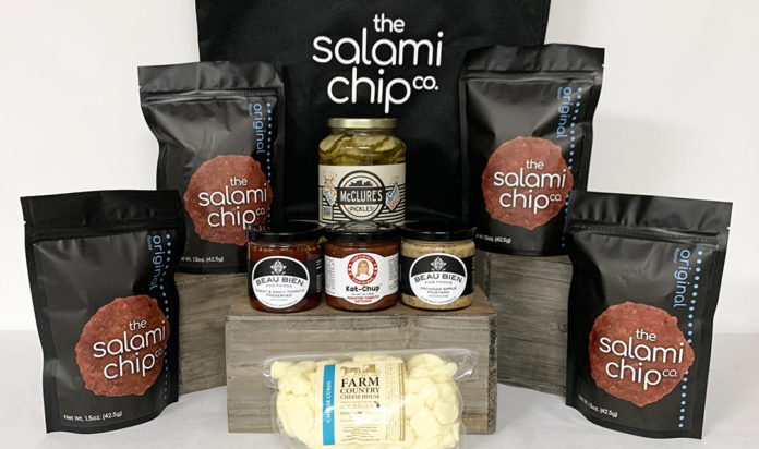 The Salami Chip Co.