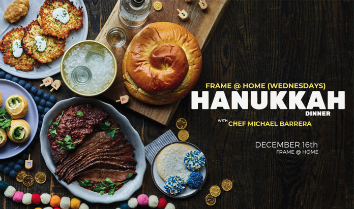 Chanukah meal kits