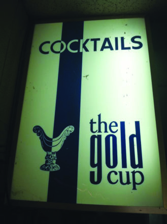 Gold Cup Room