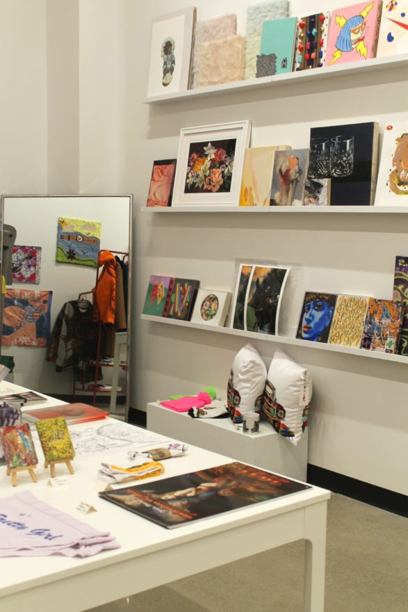 Playground Detroit's colorful gallery-turned-gift shop pop-up