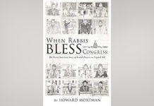"""Cover of """"When Rabbis Bless Congress"""""""
