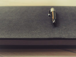 Pen and Notebook