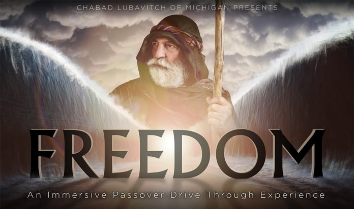 Graphic for 'Freedom' event