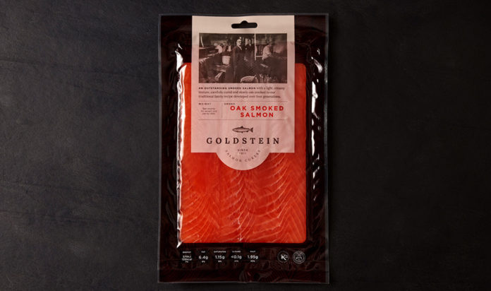 Goldstein Smoked Salmon sells a product that is milder and less salty than the New York variety.