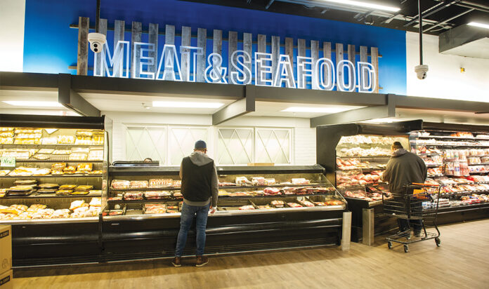 The former One Stop Kosher has undergone a complete makeover.