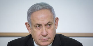 Netanyahu, pictured here in 2019, was hailed in Israel for steady economic growth and relative security, and derided by opponents for corruption and stoking division in Israeli society.
