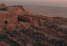 The Masada is one of the places Birthright participants will vist.
