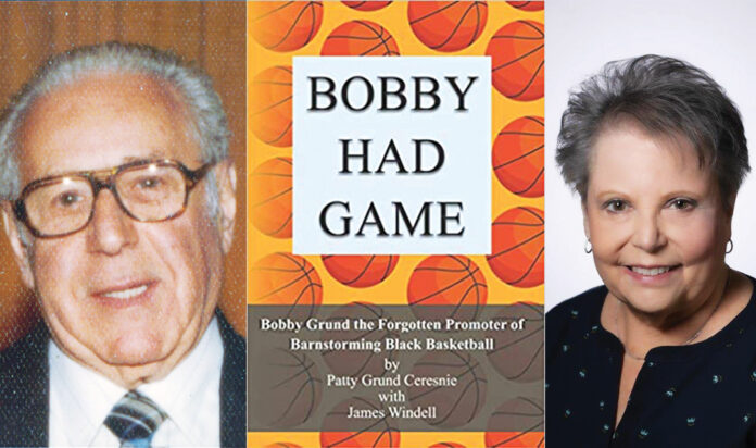 Left to right: Bobby Grund, circa 1978. Cover of