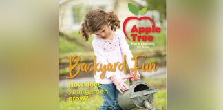 Cover of June 2021's Apple Tree Section