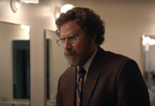 """Will Ferrell as the manipulated Jewish patient Marty Markowitz in the trailer for """"The Shrink Next Door."""""""
