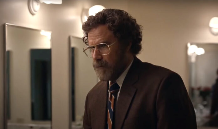 Will Ferrell as the manipulated Jewish patient Marty Markowitz in the trailer for