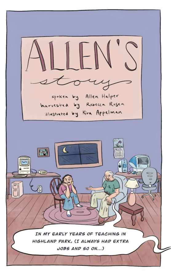Cover of Appelman's graphic novel