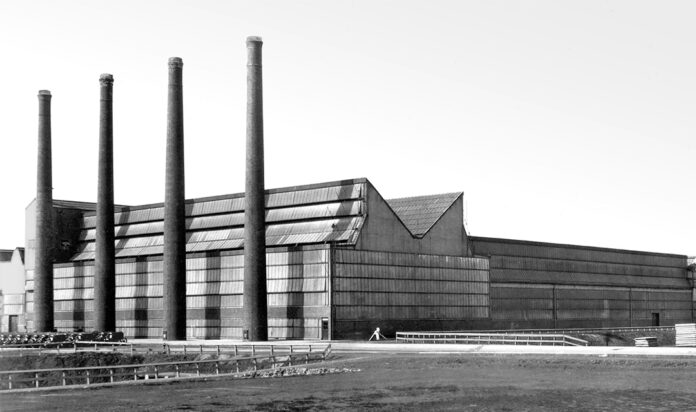 Ford Rouge Glass Plant