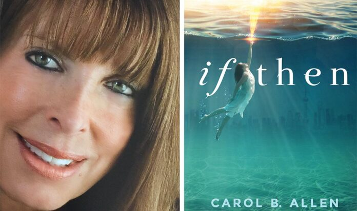 Carol Allen and the book