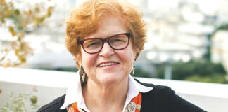 """Deborah Lipstadt, the renowned Holocaust historian, is the author of the forthcoming book """"Antisemitism Here and Now."""""""