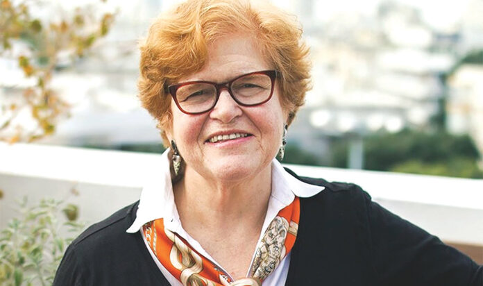 Deborah Lipstadt, the renowned Holocaust historian, is the author of the forthcoming book