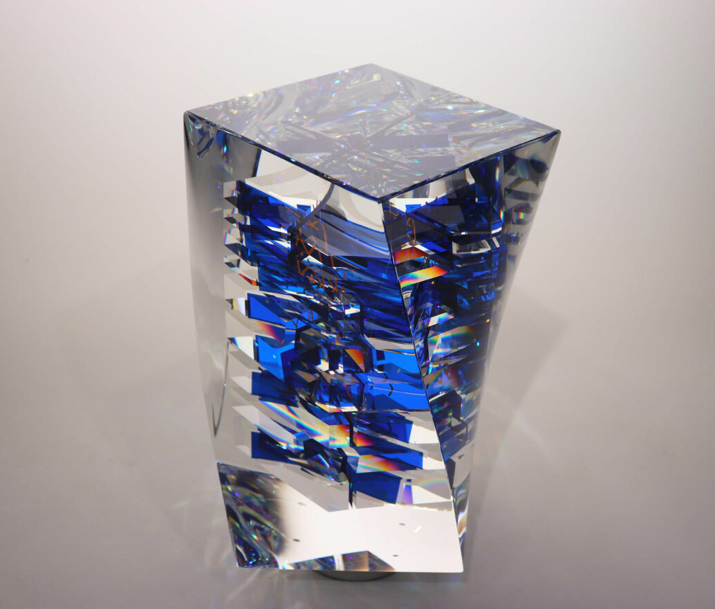 """Cobalt in Time"""" by Toland Sand"""