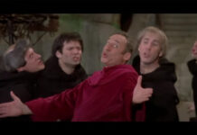 """Mel Brooks as Torquemada in """"History of the World: Part I"""" (1981), which will finally see a sequel on Hulu."""